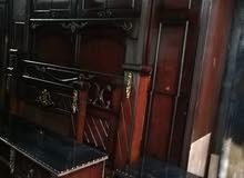 غرفة نوم سحاب طابقين خشب لاتيه