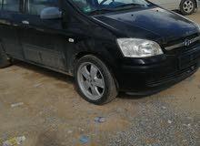 Hyundai Getz 2004 For sale - Black color