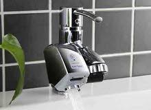 احدث جهاز ليزر تاتش هوائي لتوفير اهدار المياه و المال بنسبه 70 %  صناعة تيوان