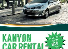Kanyon Car Rental