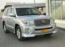 For sale 2012 Silver Land Cruiser J70
