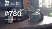 مطلوب نيكون 750D مع عدسه مكاني بصره