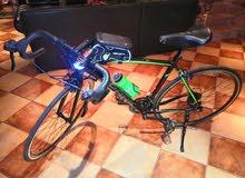 دراجة رود الومونيوم