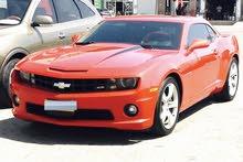 Gasoline Fuel/Power   Chevrolet Camaro 2010
