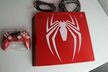 Sony PlayStation Ps4 Pro 1TB Limited Edition Spider Man Red Console Bundle