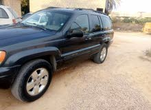 Jeep Grand Cherokee 2002 for sale in Al-Khums