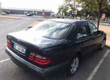 Blue Mercedes Benz E 240 2001 for sale