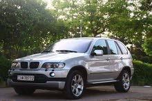 BMW X5موديل2000 سبوور بكج أعلى مواصفات