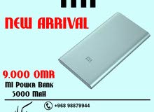 شاحن شاومي Xiaomi 5000mAh Mobile Power Bank Li-Polymer Battery Charger