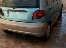 ماتيز الدار كراسي جلد مكيفه موديل 2004 للبيع مستعجل ب2300د