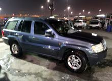Automatic Blue Jeep 2004 for sale