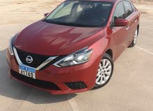 Used condition Nissan Sentra 2016 with 40,000 - 49,999 km mileage