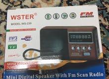New Radio for immediate sale