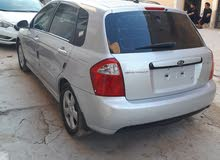 Gasoline Fuel/Power   Kia Spectra 2008