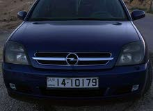 Opel Vectra car for sale 2002 in Irbid city