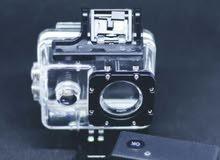كاميرا تصوير الحركة تعمل تحت الماء