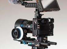 مصور ومحرر فيديو محترف