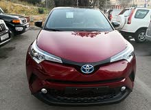 Toyota C-HR 2019 For sale - Maroon color