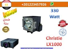 Projector Lamps Christie LX1000 330 watt with 1 Year warranty