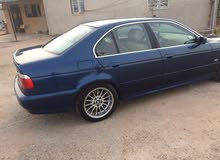 Blue BMW 530 2002 for sale