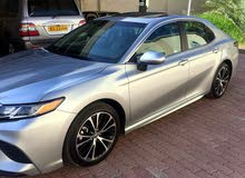 Automatic Toyota 2018 for sale - Used - Yunqul city
