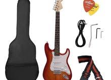 Electric guitar جيتار كهربائي جديد