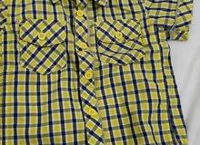 قميص اطفال جونيور ..مقاس 3-6 شهور