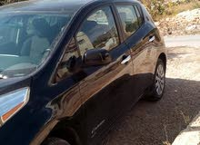 Used Nissan Leaf for sale in Irbid