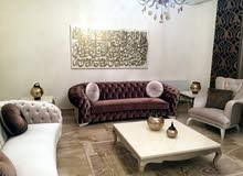 Second Floor  apartment for sale with 4 rooms - Amman city Al Gardens