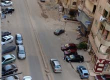 للبيع شقه 200 متر على الاحمر بشارع احمد ماهر الرئيسي بالمنصوره