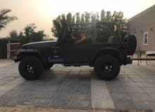 Jeep Wrangler 2002 For Sale