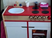 مطبخ  خشي جديد اصلي