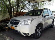 Gasoline Fuel/Power   Subaru Forester 2014