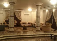 Luxurious 770 sqm Villa for sale in BenghaziAl Hawary