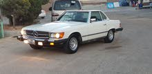 Automatic White Mercedes Benz 1984 for sale
