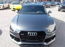 2017 AUDI RS7 used in good condition.