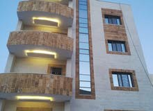 Dahiet Al Madena Al Monawwara neighborhood Zarqa city - 165 sqm apartment for sale
