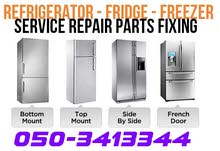 Fridge Freezer Refrigerator Service Repairing Parts Fixing and Gas Filling in Dubai