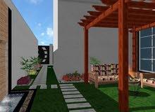 #تصميم وتنفيذ الشلالات والنوافير بأحدث التصميمات  #تنسيق الحدائق العامة والمنزلي