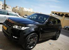 Land Rover Range Rover Sport car for sale 2014 in Barka city