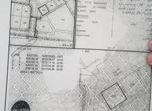 للبيع ارض تجارية سكنية كورنر في المعبيلة الثامنة قرب جامع البركات تم التخفيض