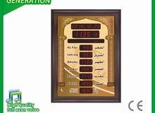 ساعة مؤقتة للصلاة، ساعة مسجد