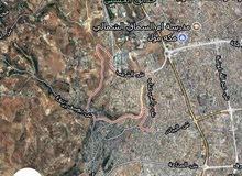 ارض للبيع على شارعين مساحة 780 متر موقع مميز