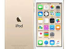 Ipod touch 6th gen 64gb gold