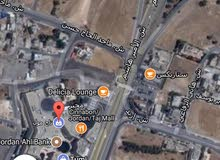 ارض للبيع عبدون بالقرب من تاج مول مساحه 2 دونم تصلح لفيلا او قصر