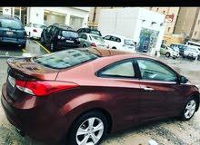 Hyundai Elantra 2013 For sale - Brown color