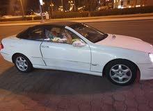 للبيع سيارة مرسيدس موديل 2004 كوبيه حالة جيدة جدا