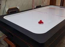 السلام عليكم لعبة هوكي للبيع حجم كبير دبل ما طور وشاشه النظافه 90 %  السعر 600