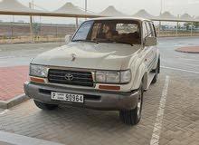 Used Toyota Land Cruiser for sale in Dubai