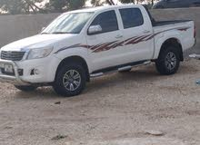 Diesel Fuel/Power   Toyota Hilux 2014